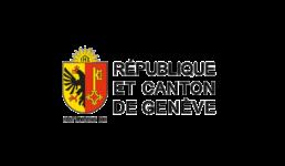 République & Canton de Genève logo, partenaire Trust Valley