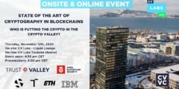 CVVC Crypto Event