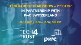 T4T Roadshow 2 Zurich PwC